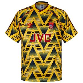 adidas Arsenal FC 1991-1993 Away Jersey - USED Condition (Great) - Size L