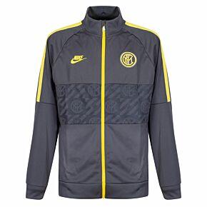 Nike Inter Milan I96 Jacket - Grey 2019-2020