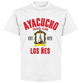 Ayacucho Established T-Shirt - White