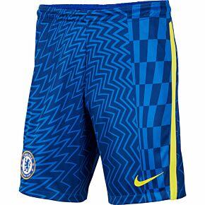 21-22 Chelsea Home Shorts