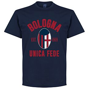 Bologna Established Tee - Navy