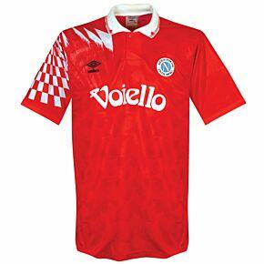 91-93 Napoli 3rd Shirt M (1)