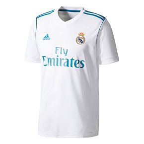 Real Madrid Home Jersey 2017 / 2018
