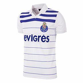 85-86 FC Porto Away Retro Shirt