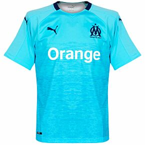 Olympique Marseille 3rd Jersey 2018 / 2019