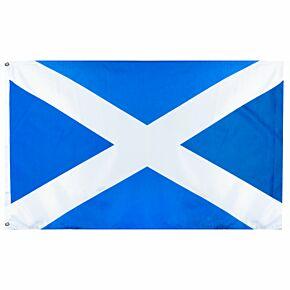 Scotland Large National Flag - Royal Blue Saltire (90x150cm approx)