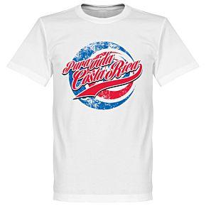 Pura Vida Costa Rica T-shirt - White