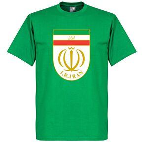 Iran Crest Tee - Green