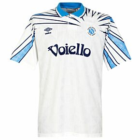 Umbro Napoli 1991-1993 Away - USED Condition (Great) - Size L