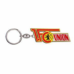 FC Union Berlin Logo Metal Keyring