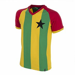 1980's Ghana Home Retro shirt (Pre W/C Qualifiers)