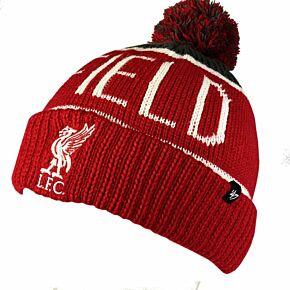 Liverpool Calgary Brand47 Ski Hat