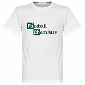 Football Chemistry Tee - White