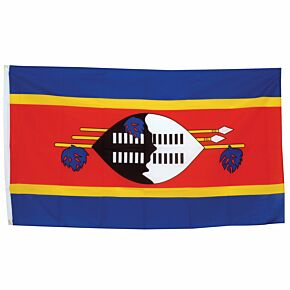 Swaziland Large Flag