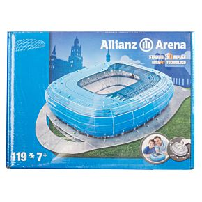1860 Munich Allianz Arena 3D Stadium Puzzle (New Version)