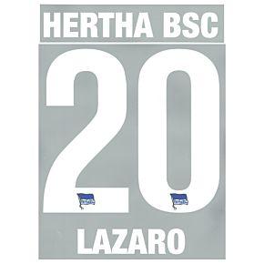 Lazaro 20 (Official Printing)