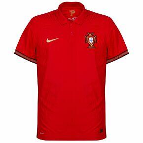 20-21 Portugal Vapor Match Home Shirt
