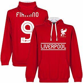 Liverpool Firminho Team Hoodie - Red/White