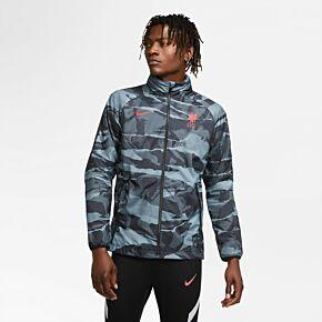 20-21 Liverpool AWF Lite Jacket - Grey