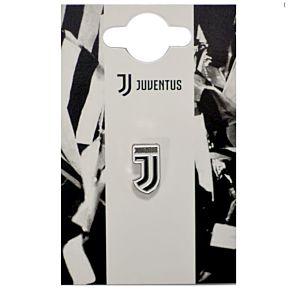 Juventus Crest Pin Badge - New Crest