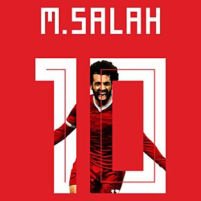M. Salah 10 (Gallery Style)