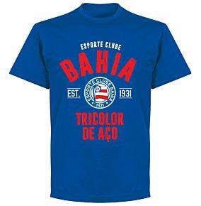 Bahia Established T-Shirt - Royal