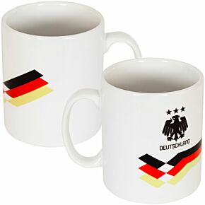 1990 Germany Retro Mug (1 mug included - both sides shown)