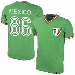 Copa Mexico '86 Home Retro Shirt