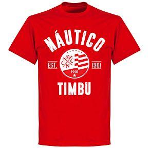 Nautico Established T-Shirt - Red