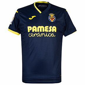 20-21 Villarreal Away Shirt