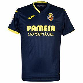 20-21 Villarreal Away Shirt