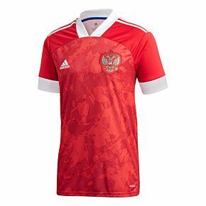 20-21 Russia Home Shirt