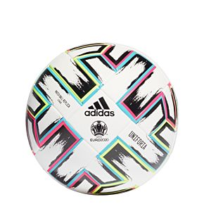 Adidas EURO 2020 Uniforia Replica Ball - White (Size 5)
