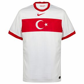 20-21 Turkey Home Shirt
