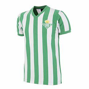 76-77 Real Betis Home Retro Shirt