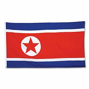 North Korea Large Flag