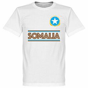 Somalia Team Tee - White