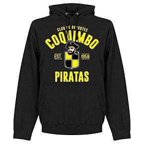 Coquimbo Established Hoodie - Black