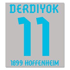 Derdiyok 11 12-13 Hoffenheim 3rd