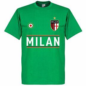 Milan Team Tee - Green
