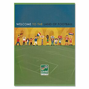 2006 Germany Official Tournament Bidding Brochure