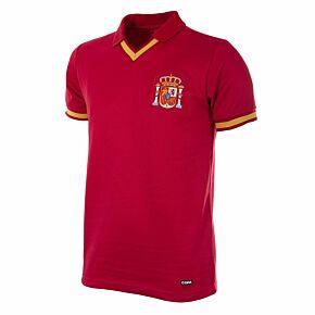1988 Spain Retro Shirt