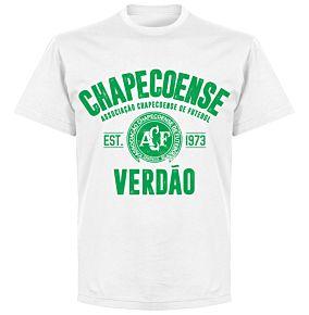 Chapecoense Established T-Shirt - White