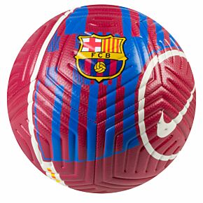 21-22 Barcelona Strike Football (Size 4)