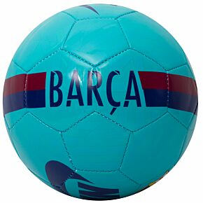 Nike Barcelona Skills Ball (Size 1) - Turquiose 2019-2020