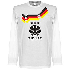1990 Germany Retro L/S Tee