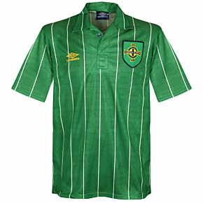 Umbro Northern Ireland 1992-1994 Home Jersey - USED Condition (Excellent) - Size L  **READY TO PUBLISH*