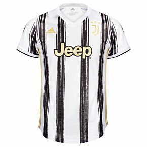20-21 Juventus Home Shirt