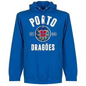Porto Established Hoodie - Royal