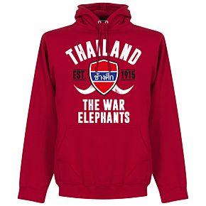 Thailand Established Hoodie - Red